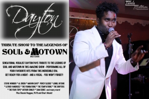 The Legends of Soul & Motown by Dayton